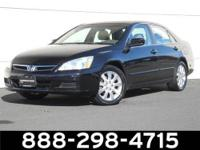 2006 Honda Accord Sdn Our Location is: AutoNation Honda