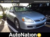 2006 Honda Accord Sdn Our Location is: AutoNation