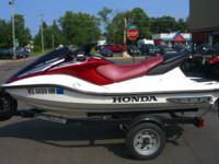 Used, but in new condition !!! 2006 Honda Aqua Trax