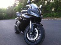 I have a CBR1000rr up for sale. The bike has 7K miles