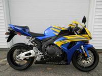 Motorcycles Sport 5047 PSN. 2006 Honda CBR1000RR