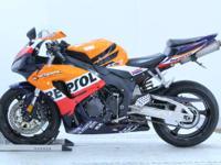 Motorcycles Sport 2959 PSN . 2006 Honda CBR1000RR