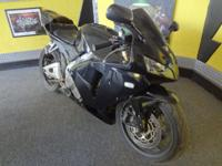LOOK AT THIS BEAUTIFUL 2006 HONDA CBR 600 RR ONE OF A