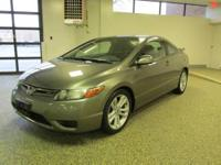 **Clean CARFAX, 6-Speed Manual** Sleek lines and a