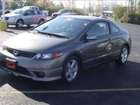 Options Included: N/AThe Honda Civic is renowned for