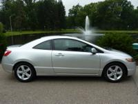For Sale by Original Owner- 2006 Honda Civic EX Coupe -