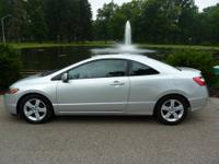 For Sale by Original Owner- 2006 Honda Civic EX Coupe