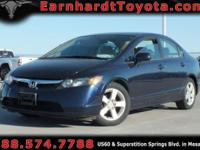 We are pleased to offer you this nice 2006 Honda Civic