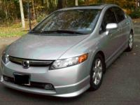2006 Honda Civic with only 51,800 miles. Automatic.