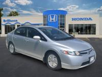 2006 Honda Civic Hybrid 4dr Car MX Our Location is: