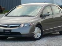 Options:  2006 Honda Civic Hybrid |Check Out This