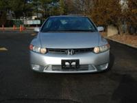 One Owner 2006 Honda Civic EX with Clean CARFAX. Under