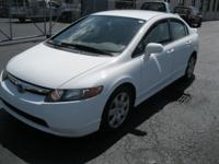 Up for sale a great 2008 Honda Civic LX with only 122k