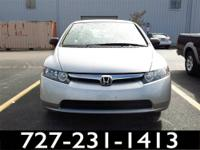 2006 Honda Civic Sdn Our Location is: AutoNation Nissan
