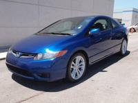 2006 Honda Civic Si Coupe SI Our Location is: Cadillac