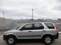 Great 2006 Honda CR-V with a little over 95k miles, a