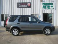 Tough to discover Honda CRV EX 4x4 with only 69000