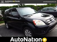2006 Honda CR-V Our Location is: AutoNation Honda