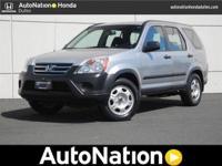 2006 Honda CR-V Our Location is: AutoNation Honda