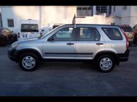 GET READY FOR THE ROUGH WEATHER AHEAD !!! THIS CRV IS