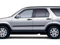 Options:  2006 Honda Cr-V Ex|Red/|V4 2.4L