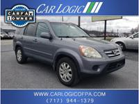2006 Honda CR-V SE. All wheel drive. 1 Owner, no