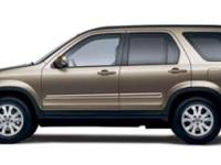 Recent Arrival! 2006 Honda CR-V SE AWD 5-Speed