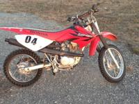 2006 Honda CRF 80F. Excellent utilized children'