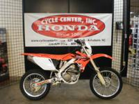 See this bike today only at the Cycle Center in