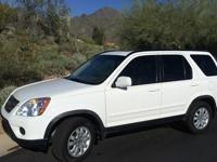 Selling Honda CRV in great condition. The vehicle that