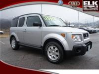 2006 Honda Element Sport Utility EX-P Our Location is: