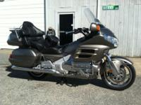 2006 Honda Goldwing in excellent condition. I acquired