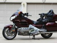 2006 Honda Gold WingCondition: UsedVIN: