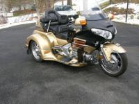 Monarch II Lehman trike23, 500 milesnew front