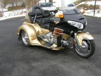 2006 Honda Goldwing Trike Lehman  Everything was put on