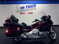 2006 HONDA GOLDWING Here at On Track Powersports we are