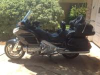2006 Honda Goldwing GL 1800, 59000 miles, AM/FM Radio,