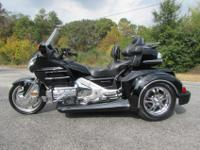 2006 HONDA GOLDWING GL1800 ROADSMITH TRIKE BY TRIKE