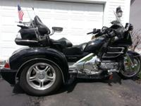 2006 Honda Goldwing GL1800 Trike. 70k miles. Champion