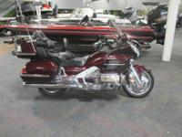 SUPER CLEAN 2006 HONDA GOLDWING WITH ONLY 24,239 MILES!