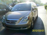 Descripción Marca: Honda Modelo: Odyssey Año: 2006 VIN: