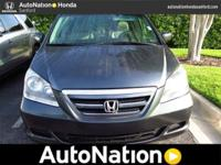 2006 Honda Odyssey Our Location is: AutoNation Honda