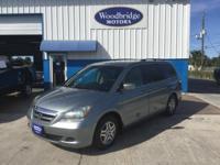Options:  2006 Honda Odyssey Ex|Gray|**One