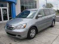 Options Included: N/A2006 Honda Odyssey EX-L. One