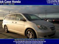 Options:  2006 Honda Odyssey Ex-L|/|V6 3.5L Automatic|0