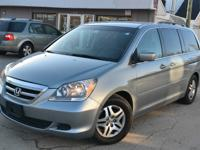 2006 HONDA ODYSSEY EX- MODEL FULLY LOADED WITH POWER