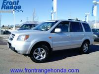 2006 HONDA Pilot 150 point inpection by certified Honda