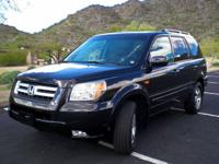 Wow! what a nice Honda Pilot EX-L luxury one owner SUV.