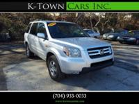 Options:  2006 Honda Pilot Ex-L Sport Utility