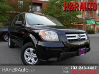One owner carfax certified clean honda pilot, new